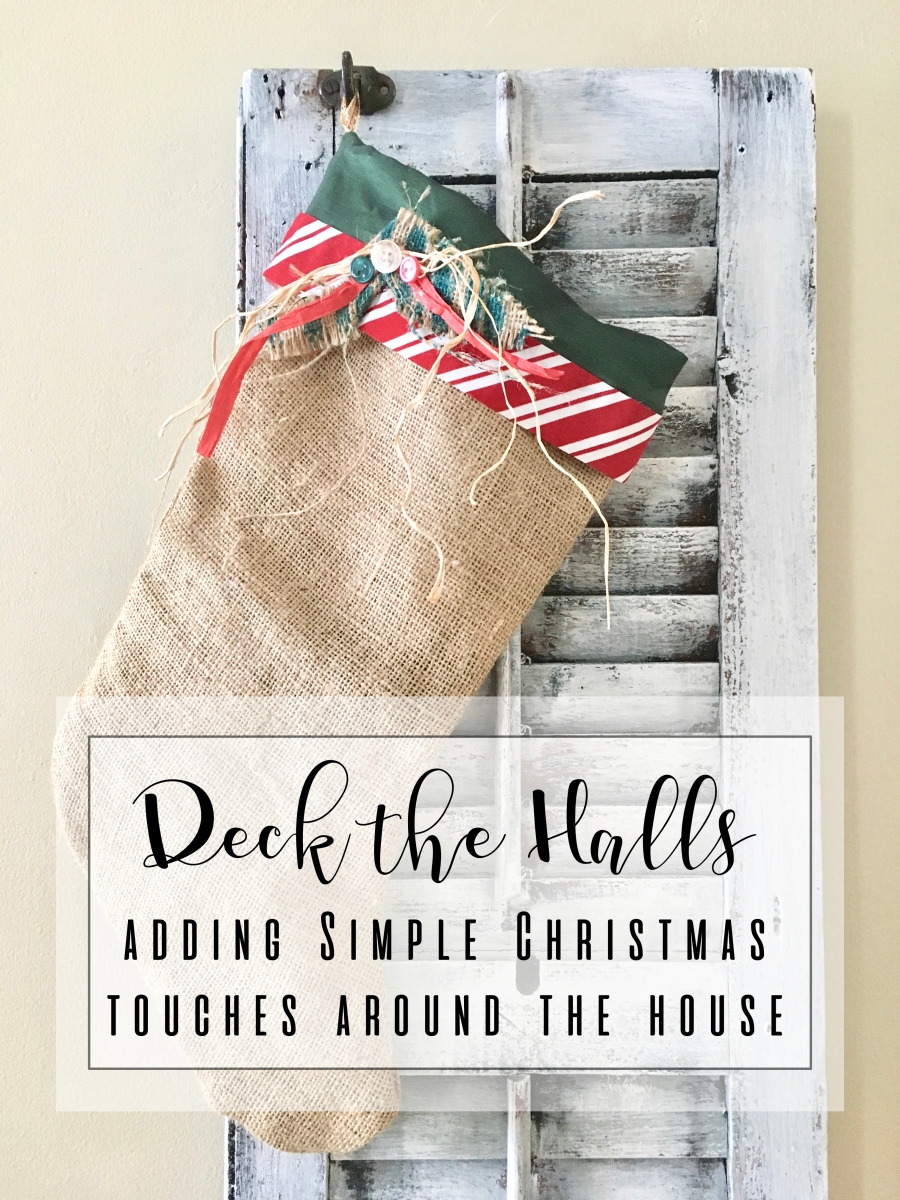decking the halls:  a christmas home tour