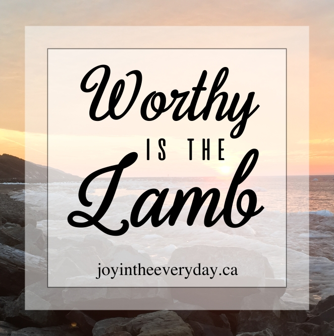worthy is the lamb2